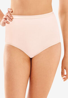 Full coverage stretch brief by Bali®, SILKEN PINK, hi-res