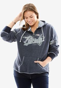 NFL Zip-Up Hooded Sweatshirt,