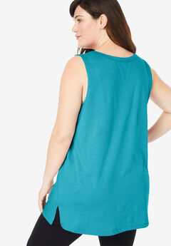 c6ff4ec20bc Plus Size Tunics for Women | Woman Within