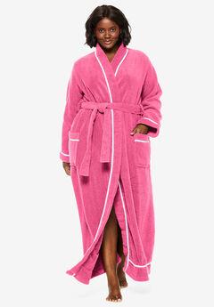 6a8bd92b3d Plus Size Bathrobes   Slippers for Women