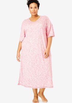 Long Marled Sleepshirt by Dreams & Co.®,