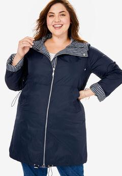 Taslon® Raincoat,