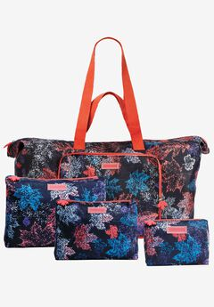 4-piece packble tote set,