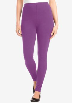 Stretch Cotton Legging,