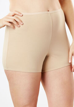 Boyshort By Comfort Choice®, NUDE