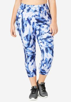 Capri pants by FullBeauty SPORT®,