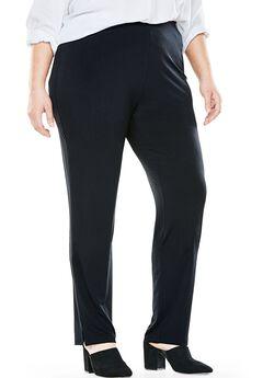 Travel Mixer Slim Pant, BLACK, hi-res