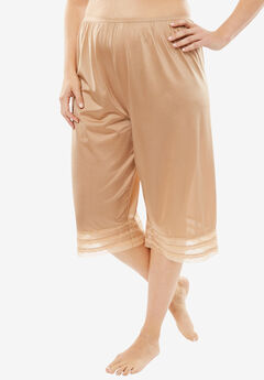 Snip-to-fit culotte underliner by Comfort Choice®, NUDE, hi-res