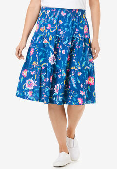 7cc5b0f2fa9c Plus Size Skirts for Women | Woman Within