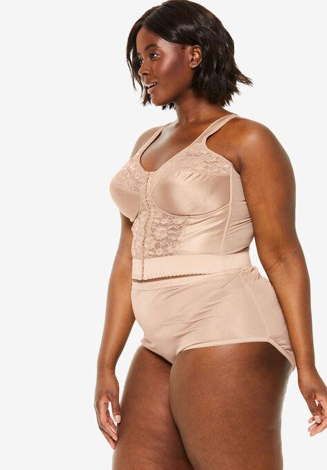 6a92227f03 Easy Enhancer® Longline Posture Bra by Comfort Choice®