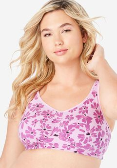 Wireless Leisure Bra by Comfort Choice®,