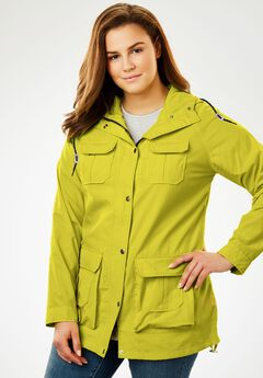 Utility Raincoat,