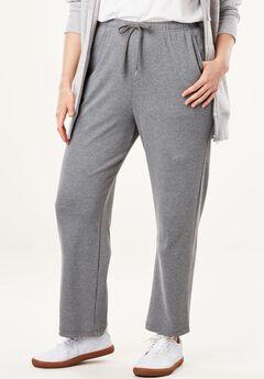 Sport Knit Straight Leg Pant,