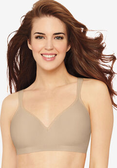 Bali® Comfort Revolution Wireless Bra 3463,