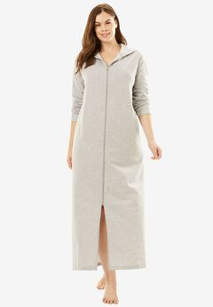 2d7fa269df Plus Size Bathrobes   Slippers for Women