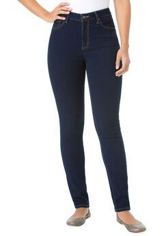 Skinny Super Stretch Jean, INDIGO, hi-res