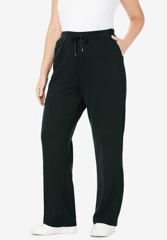 Better Fleece Sweatpant, BLACK
