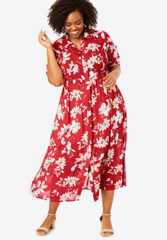 7d8cddb1c63 Plus Size Casual Dresses