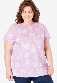 9c8852bd1f4e Plus Size T-Shirts for Women | Woman Within