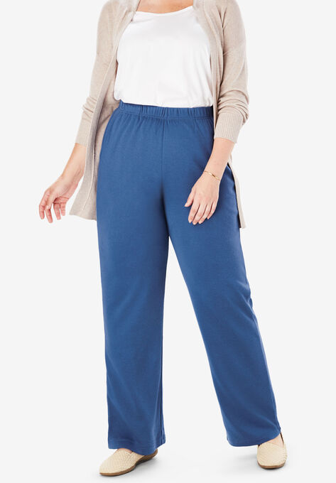 7-Day Knit Wide Leg Pant  f63bdb9cf6a