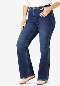Perfect Bootcut Jean, MIDNIGHT SANDED