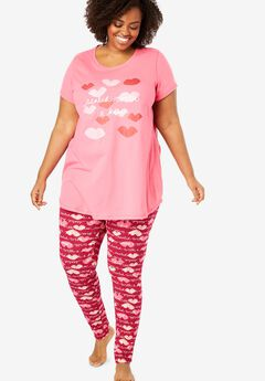 Plus Size Pajamas Sets   PJs for Women  eab204974