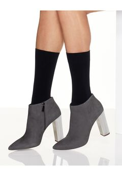 Perfect X-Temp® Opaque Mid Calf Socks 2-Pack,