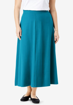 EveryWear Essentials™ A-Line Maxi Skirt,