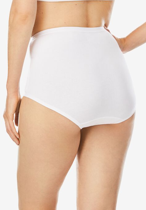 Full White Panties Scenes