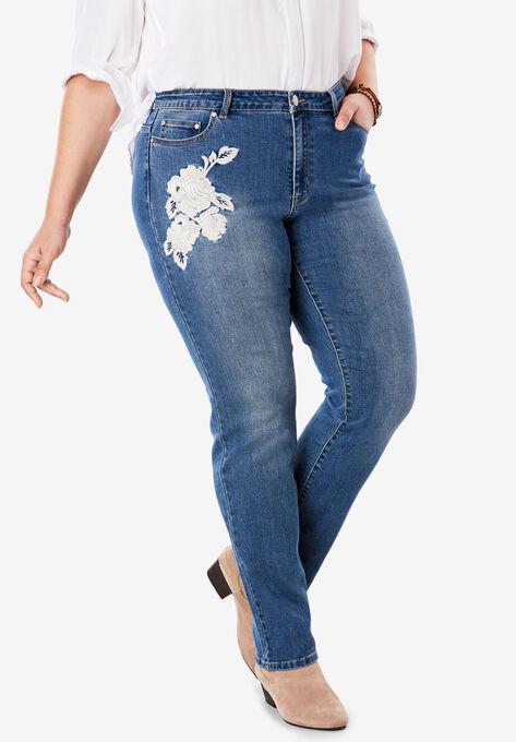 b79468f065bd0 Perfect Straight Leg Jean
