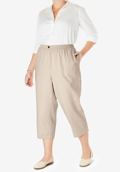 db372f17e5a Plus Size Capri Jeans for Women