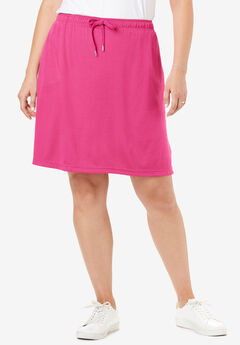 2c509f26b8 Plus Size Skirts for Women   Woman Within