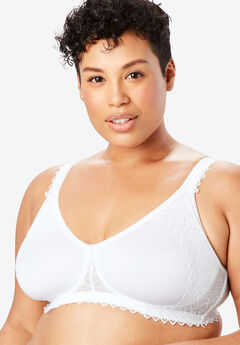 Secret Shaping Wireless Bra by Comfort Choice®,