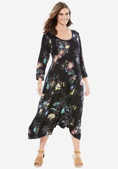 High-Low Dress by Chelsea Studio®,