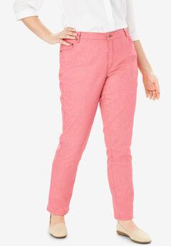Straight Leg Stretch Jean,