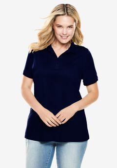 Perfect Polo Shirt, NAVY