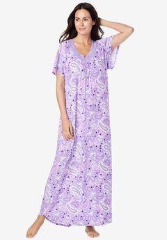 Catherines womens 2X nightshirt nightgown night owl sleepshirt pajamas New L3B3