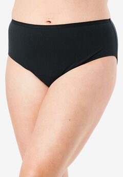 3-Pack High-Cut Brief by Comfort Choice®,
