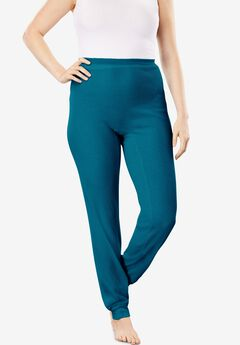 Thermal Lounge Pant , DEEP TEAL