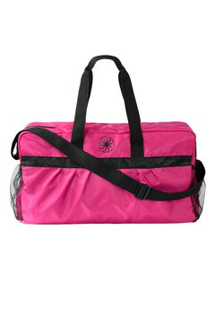 fullbeauty SPORT® Gym Bag, FUCHSIA, hi-res