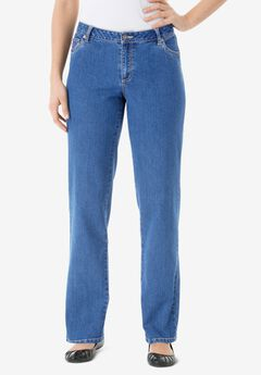Straight Leg Stretch Jean,