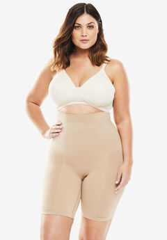0da4887abd5 Seamless Long-Leg Shaper by Secret Solutions® Curvewear
