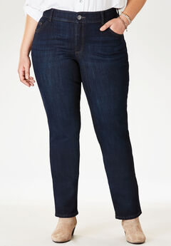 Flex Motion Straight Leg Jean by Lee®, NIAGARA
