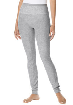 Thermal Lounge Pant by Comfort Choice®, HEATHER GREY