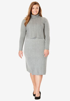 Popover Sweater Dress,