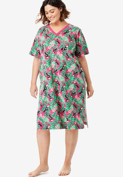 6527684e4df Plus Size Sleepwear   Nightgowns for Women