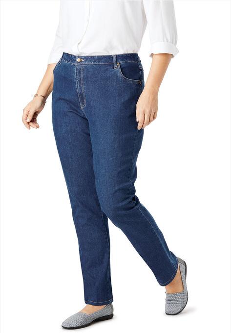 5379f41b292 Straight Leg Stretch Jean