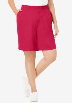 Jersey Knit Short,