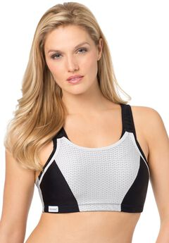 High Impact Motion Control Active Bra by Glamorise®,