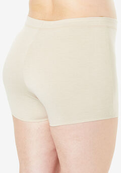 Plus Size Boy Shorts Panties for Women   Woman Within